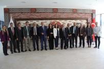 GIDA MÜHENDİSLİĞİ - KGTÜ'de Divle Obruğu Tulum Peyniri İçin Toplantı Düzenlendi