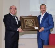 HAT SANATı - Kırıkkale Üniversitesi Rektörü Aslan, Kayseri Üniversitesi'nde Açılış Dersi Verdi