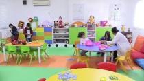 ALTUNTAŞ - Kızılaydan Onkoloji Hastalarının Çocukları İçin 'Şefkat Evi'