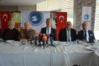 MÜREFTE - Kooperatif Başkanlarından Asa'ya Destek