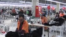 HAZIR GİYİM - Malatya Tekstil İhracatında Hedef Büyüttü