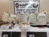 Mardin'de 248 Kilogram Bomba Düzeneği Yükle Araç Ele Geçirildi
