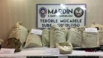 Mardin'de Bir Araçta 247 Kilogram Patlayıcı Ele Geçirildi