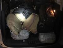 MUSTAFA YAMAN - 250 kilo bomba yüklü araç yakalandı