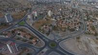 KAZIM KARABEKİR - Melikgazi'de Taşkın Koruma Kanalı, Köprü, Kavşak Ve Yol Çalışması