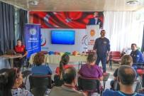 İTFAİYE ERİ - Milas'ta Hastane Personeline Yangın Eğitimi Verildi