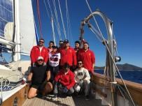 FOUR SEASONS HOTEL - MSKÜ Öğrencileri İlk Yelkenli Okul Gemisi İle Yarıştı