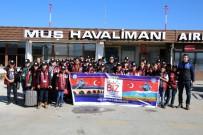 Muşlu Çocukla İstanbul Ve Çanakkale'ye Gönderildi