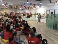 EĞLENCE MERKEZİ - Oasis Mini Kulüp'te Her Cumartesi Çocuk Tiyatroları Başlıyor