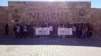 NEMRUT DAĞI - Öğrenciler Adıyaman'ın Tarihi Yerlerini Geziyor