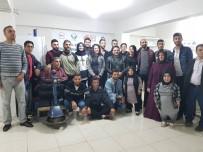 ÇİĞ KÖFTE - Öğrenciler, Engellilerle Bir Araya Geldi