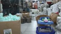 MASKELİ HIRSIZLAR - (Özel) İş Yeri Çalışanlarının Durduramadığı Hırsızları Elektronik Kepenk Durdurdu