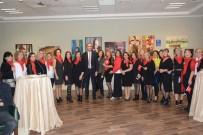 YAĞLıBOYA - PAÜ Hastanesinde Cumhuriyet Kadınları Sergisi Açıldı