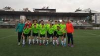 İBRAHİM ASLAN - Salihli Belediyespor Futbolda Yeni Yıldızlar Yetiştiriyor