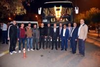 ÇANAKKALE ZAFERI - Salihli'den Çanakkale'ye Kültür Gezisi