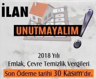 VAKıFBANK - Söke Belediyesinden 2. Taksit Uyarısı
