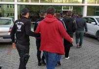 SAMSUNSPOR - Sporda Şiddetten Gözaltına Alınan 11 Kişiye Adli Kontrol
