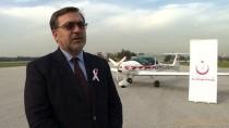 ERKEN TEŞHİS - Sportif Uçak Kanser İle Mücadele İçin Havalandı