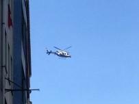 POLİS HELİKOPTERİ - Sultangazi'de Yürüyüş Dergisi'ne Helikopter Destekli Terör Operasyonu Açıklaması 1 Gözaltı