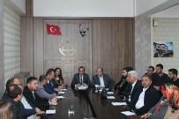 Sungurlu İlçe Milli Eğitim Müdürü Mustafa Eryiğit;