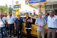 ESNAF ODASI - Taksiciler De Artık Narkotik Polisi Gibi Çalışacak