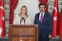 Ticaret Bakanı Ruhsar Pekcan, Diyarbakır'da