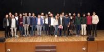 MUSTAFA TUNA - Tiyatrocular Hacılar'da Buluştu