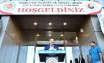 MURAT HÜDAVENDIGAR - TOBB Başkanı Hisarcıklıoğlu Açıklaması 'Bu Dönem Eldekini Muhafaza Etme Dönemi'