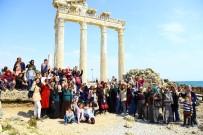 KARAÖZ - 'Torosların Kadınları Manavgat'ı Geziyor' Projesi Tamamlandı
