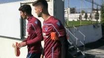 JURAJ KUCKA - Trabzonspor'da Bursaspor Maçı Hazırlıkları Başladı
