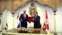 KUZEY AFRIKA - Tunus Düzensiz Göçmenler İçin Kamp Önerisine Karşı