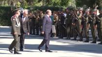 LEFKOŞA - Türkiye'nin Yeni Lefkoşa Büyükelçisi, Cumhurbaşkanı Akıncı'ya Güven Mektubunu Sundu