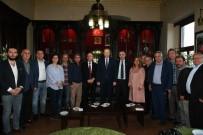 YÜCEL YAVUZ - Vali Yavuz'dan Veda Ziyaretleri
