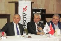 SİGORTA ŞİRKETİ - Yıldırım, Adana OSB'de Sanayicilerle Buluştu