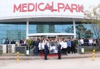 HASTANE YÖNETİMİ - 10 Kasım'da Gaziantep Medical Park'ta Hayat Durdu