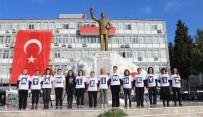 ADIYAMAN VALİLİĞİ - Adıyaman'da 10 Kasım Anma Etkinliği