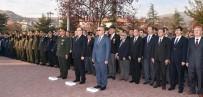 Afyonkarahisar'da 10 Kasım Atatürk'ü Anma Töreni