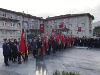 YASIN ÖZTÜRK - Akçakoca'da Saat 09.05 Geçe Hayat Durdu
