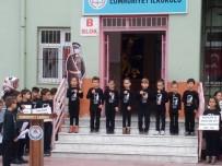 İŞARET DİLİ - Anaokullu Miniklerden İşaret Diliyle 10 Kasım Şarkısı