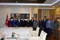 ANKARA VALİSİ - Ankara Valisi Şahin'den Kızılcahamam'a Ziyaret