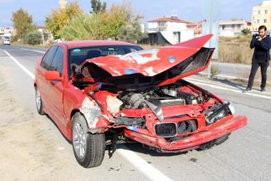 Antalya'da Trafik Kazası Açıklaması 6 Kişi Yaralandı
