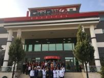 ALI ÖZDEMIR - Atatürk, Eskişehir Gürlife Hastanesi'nde De Anıldı