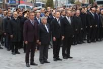 MİLLİ EĞİTİM MÜDÜRÜ - Atatürk Ölümünün 80. Yılı Nevşehir'de Anıldı