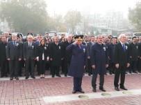 EMNİYET TEŞKİLATI - Atatürk Ölümünün 80. Yılında Törenle Anıldı