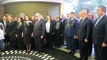 PARİS BÜYÜKELÇİSİ - Atatürk, Paris Büyükelçiliğinde Düzenlenen Törenle Anıldı