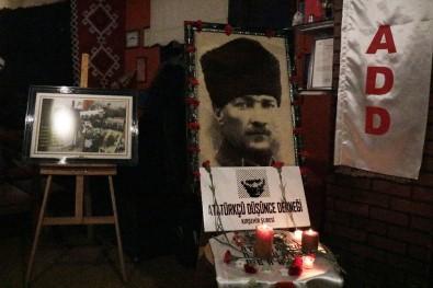 Atatürk, Sevdiği Şarkılarla Anıldı