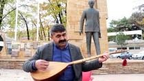 Atatürk'ü Saz Ve Şiirle Andılar