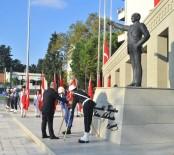 Atatürk, Vefatının 80. Yıldönümünde Osmaniye'de Törenlerle Anıldı