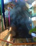 AVM'den Yangın Açıklaması