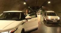 AVRASYA - Avrasya Tüneli'nde Ata'ya Saygı Duruşu